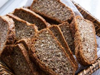 Low Carb Brot aus Seitan